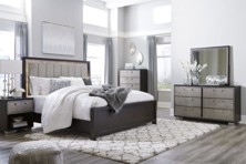 Picture of Maretto 6-Piece King Panel Bedroom Set