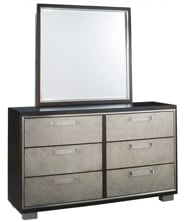 Picture of Maretto Dresser & Mirror