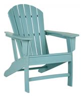 Picture of Sundown Treasure Turquoise Adirondack Chair