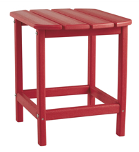 Picture of Sundown Treasure Red End Table