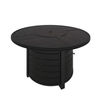 Picture of Castle Island 5-Piece Outdoor Firepit Set