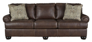 Picture of Bearmerton Leather Sofa