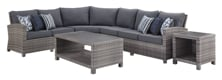 Picture of Salem Beach 6-Piece Outdoor Seating Group