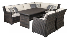 Picture of Easy Isle 6-Piece Outdoor Seating Group