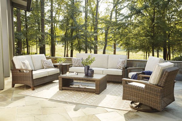 Picture of Paradise Trail 6-Piece Outdoor Seating Group