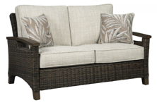 Picture of Paradise Trail Outdoor Loveseat