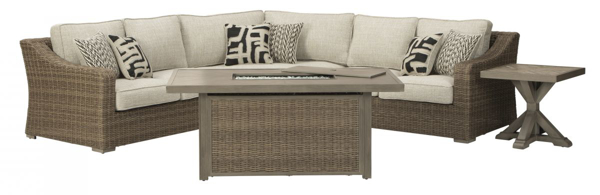 Picture of Beachcroft 5-Piece Outdoor Seating Group