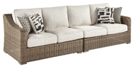 Picture of Beachcroft Outdoor LAF/RAF Loveseat