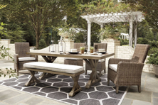 Picture of Beachcroft 6-Piece Outdoor Dining Set