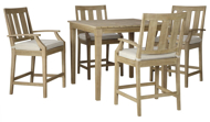 Picture of Clare View 5-Piece Outdoor Dining Set