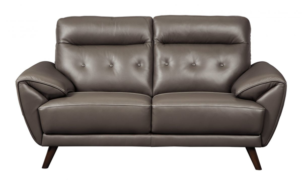 Picture of Sissoko Leather Loveseat