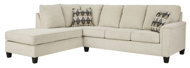 Picture of Abinger Natural 2-Piece Left Arm Facing Sectional