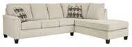Picture of Abinger Natural 2-Piece Right Arm Facing Sectional