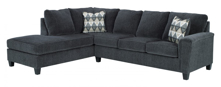 Picture of Abinger Smoke 2-Piece Left Arm Facing Sectional