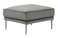 Picture of Macleary Steel Ottoman