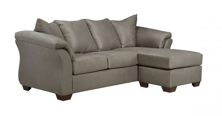 Picture of Darcy Cobblestone Sofa Chaise
