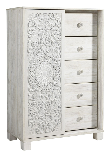 Picture of Paxberry White Dressing Chest
