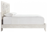 Picture of Paxberry White Queen Panel Bed
