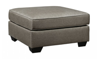 Picture of Calicho Cashmere Oversized Accent Ottoman