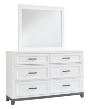 Picture of Brynburg Dresser & Mirror