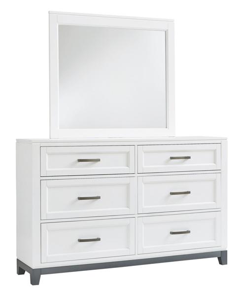 Picture of Brynburg Dresser & Mirror