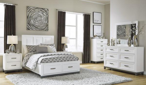 Picture of Brynburg 6-Piece Full Storage Bedroom Set