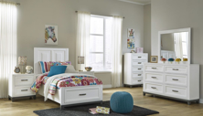 Picture of Brynburg 6-Piece Twin Storage Bedroom Set