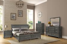 Picture of Kingston 7-Piece Queen Storage Bedroom Set