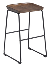 "Picture of Showdell Brown 30"" Barstool"