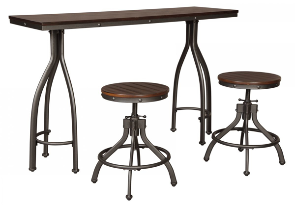 Picture of Odium 3-Piece Counter Height Dining Set