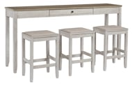 Picture of Skempton 4-Piece Counter Height Dining Set
