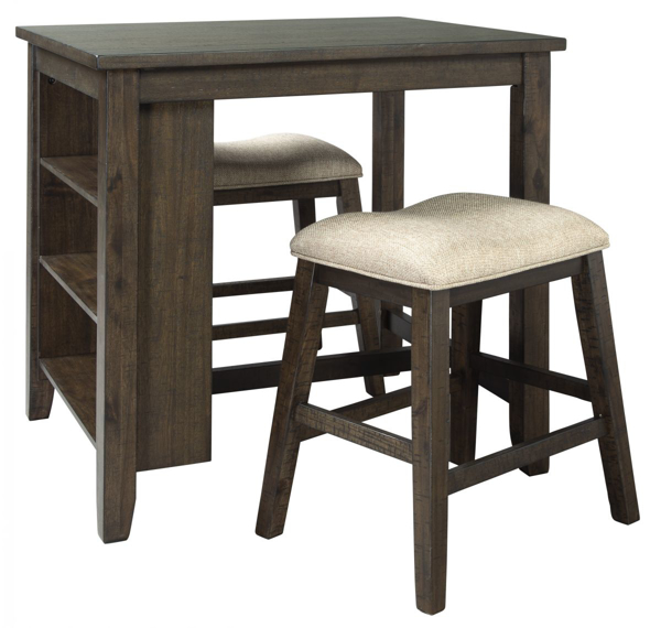 Picture of Rokane 3-Piece Counter Dining Set