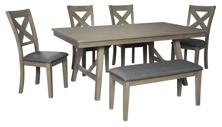 Picture of Aldwin 6-Piece Dining Room Set