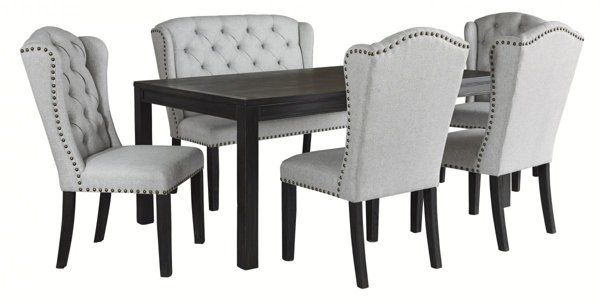 Picture of Jeanette 6-Piece Dining Room Set