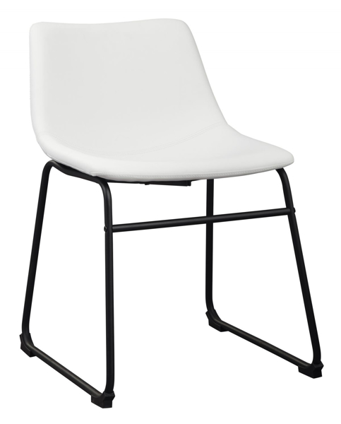 Picture of Centiar White Side Chair