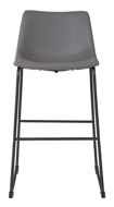 "Picture of Centiar Gray 30"" Barstool"