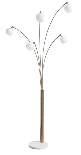 Picture of Taliya Metal Arc Lamp