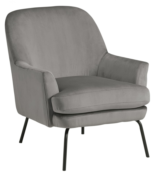 Picture of Dericka Steel Accent Chair