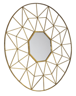 Picture of Bulana Accent Mirror