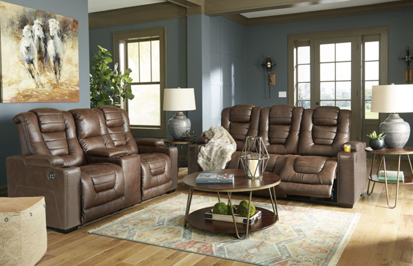 Picture of Owners Box 2-Piece Living Room Set