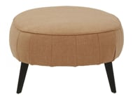 Picture of Hollyann Rust Accent Ottoman