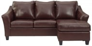 Picture of Fortney Leather Sofa Chaise