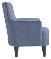 Picture of Hansridge Blue Accent Chair