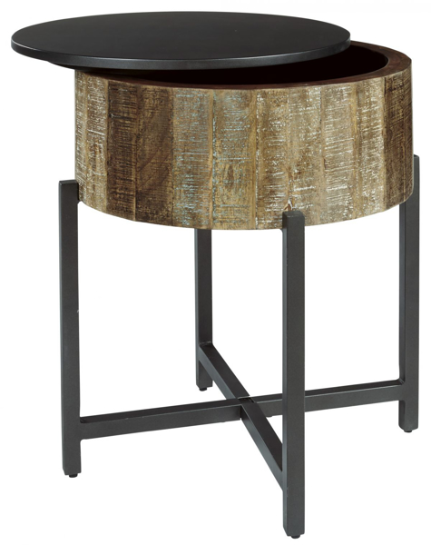 Picture of Nashbryn Round End Table