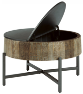 Picture of Nashbryn Round Cocktail Table