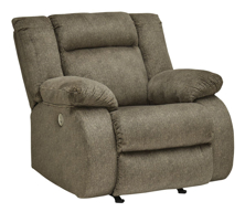 Picture of Burkner Mocha Power Rocker Recliner