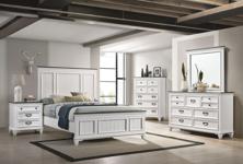 Picture of Magnolia 7-Piece Queen Panel Bedroom Set