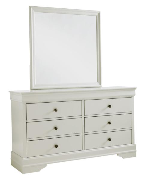 Picture of Jorstad Dresser & Mirror