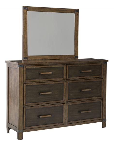 Picture of Wyattfield Dresser & Mirror
