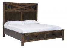 Picture of Wyattfield Queen Storage Bed